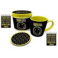 Nirvana Smiley – Mug Tin Set