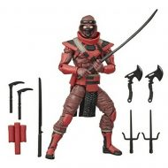 G.I. Joe Classified Series 6-Inch Red Ninja Action Figure