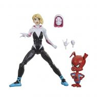 Spider-Man Marvel Legends 6-Inch Action Figure – Spider-Gwen with Peter Porker