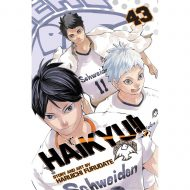 Haikyu  Vol 43