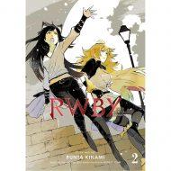 Rwby Official Manga  Vol 02 Beacon Arc