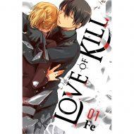 Love of Kill  Vol 01
