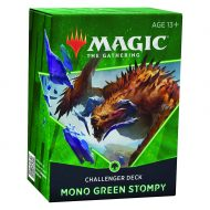 Magic Challenger Deck 2021: Mono-Green Stompy
