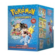 Pokemon Adventures  Box Set Vol 01 Red Blue