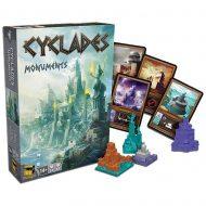 Cyclades Monuments – viðbót