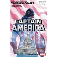 Captain America By Ta-Nehisi Coates Vol 04 – All Die Young