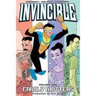 Invincible  Vol 01 Family Matters