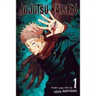 Jujutsu Kaisen Gn Vol 01