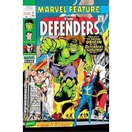 Defenders Omnibus Hc Vol 01