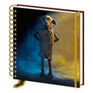 Harry Potter Dobby – Square Notebook