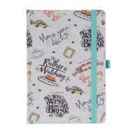 Friends Marl – A5 Premium Notebook