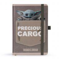 Star Wars: The Mandalorian Precious Cargo – A5 Premium Notebook
