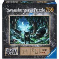 Exit Puzzle: 7 Wolves