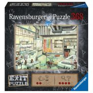 Exit Puzzle: The Laboratory