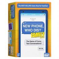 New Phone Who dis? Family ed.