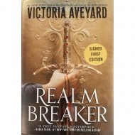 Realm Breaker (Realm Breaker 1) – Signed First Edition