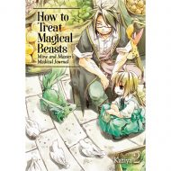 How To Treat Magical Beasts  Vol 02