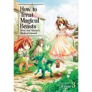 How To Treat Magical Beasts  Vol 03