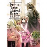How To Treat Magical Beasts Vol 05