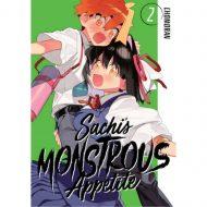Sachis Monstrous Appetite Vol 02