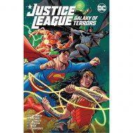 Justice League Vol 07 Galaxy Of Terror