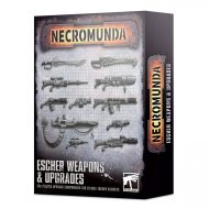 Necromunda Escher Weapons and Upgrades