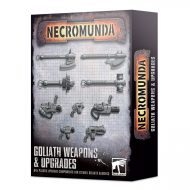 Necromunda Goliath Weapons and Upgrades