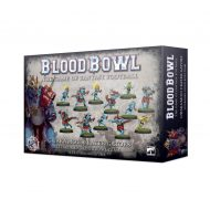 Blood Bowl Gwakamoli Crater Gators