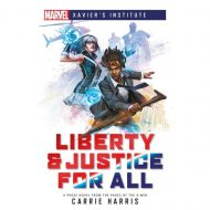 Marvel Champions Novel Liberty & Justice for All