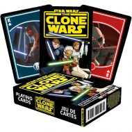 Star Wars Clone Wars Playing Cards