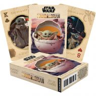 The Mandalorian – The Child Playing Cards