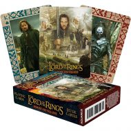 Lord of the Rings – Heroes and Villains Playing Cards