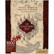 Harry Potter Marauders Map 1000 bita púsl