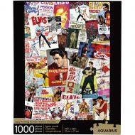 Elvis – Movie Poster Collage 1000 bita púsl