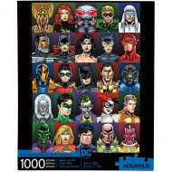 DC Faces 1000 bita púsl