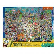 SpongeBob SquarePants 3000 bita púsl