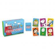 Peanuts Memory Master Card Game