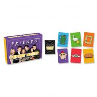 Friends Memory Master Card Game