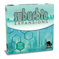 Suburbia 2nd edition Expansions