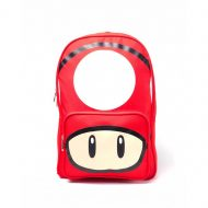 Nintendo – Mushroom Placed Print Backpack
