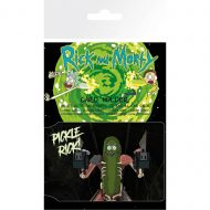 Rick And Morty Pickle Rick – Card Holder