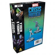 Marvel Crisis Gamora and Nebula