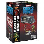 Marvel Crisis  Deadpool & Taco Truck
