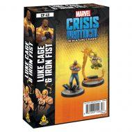 Marvel Crisis Luke Cage Iron Fist