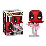 Deadpool Ballerina Pop! Vinyl Figure