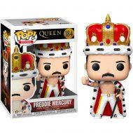 Queen Freddie Mercury King Pop! Vinyl Figure