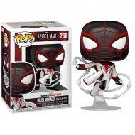 Spider-Man Miles Morales Game Track Suit Pop! Vinyl Figure