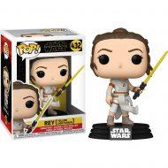 Star Wars Rey with Yellow Saber Pop! Vinyl Figure
