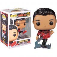 Shang-Chi kick Pop! Vinyl Figure
