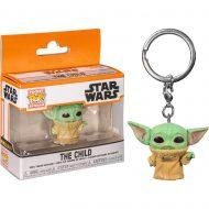 Star Wars: The Mandalorian The Child Pocket Pop! Key Chain